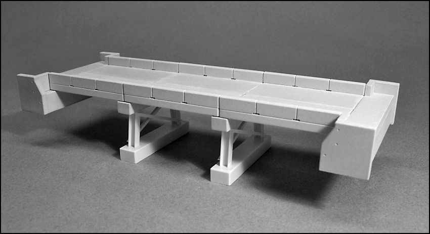 ATSF Slab Girder Bridge